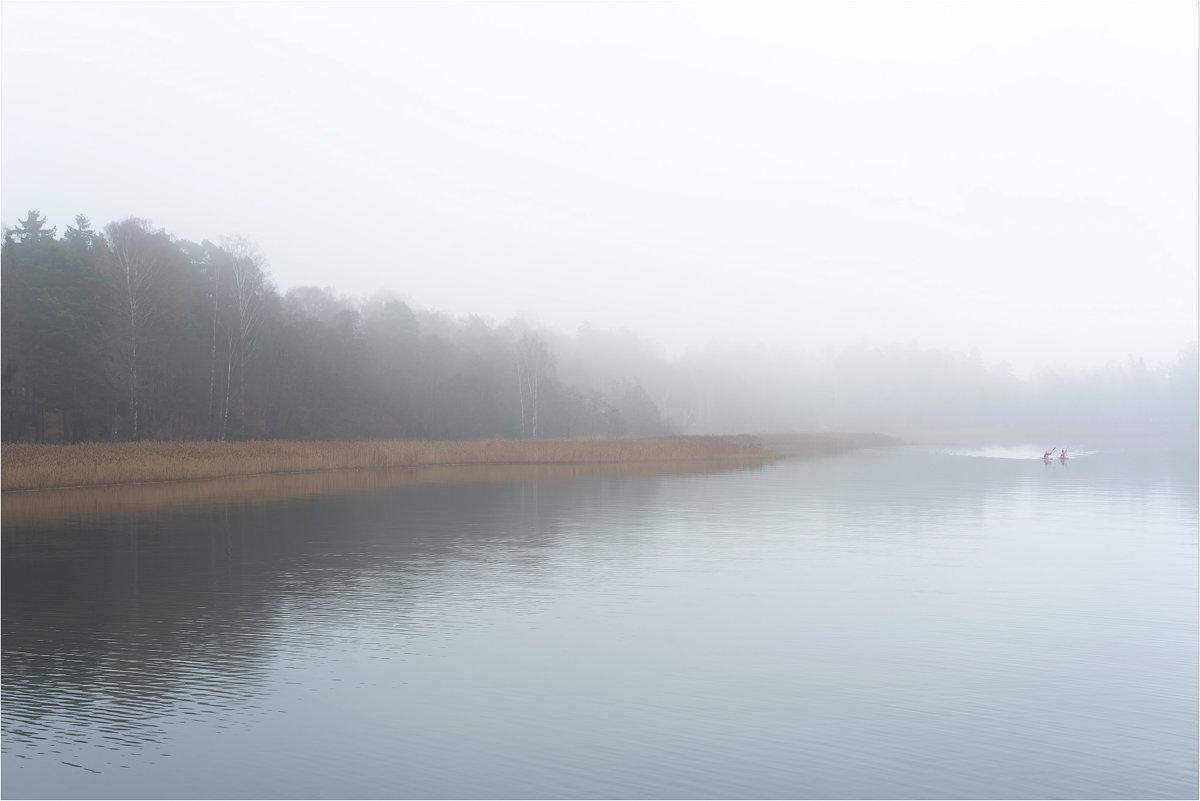 """"""" Туман...однако"""" - Eino Pessi"""