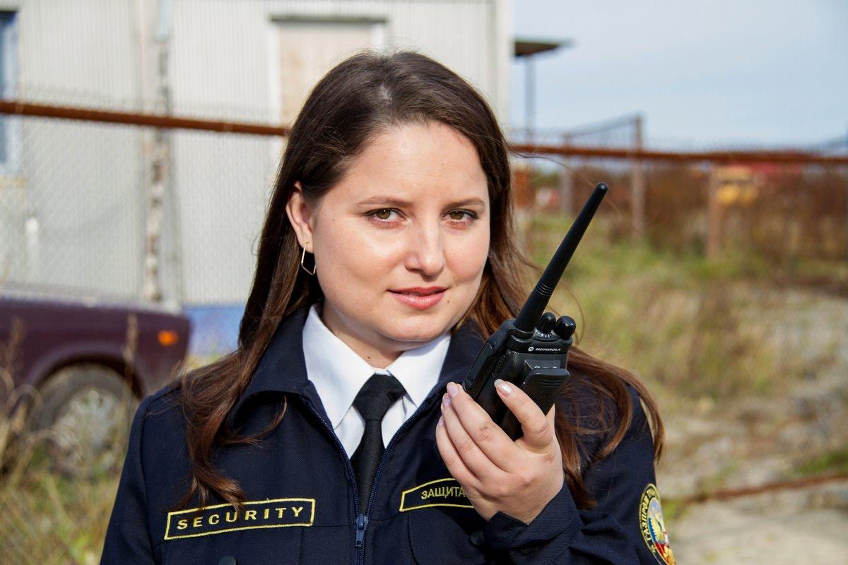 Служба безопасности - Дмитрий Сиялов