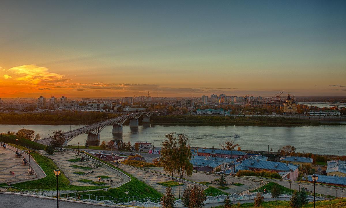 Нижний Новгород. - Максим Баранцев