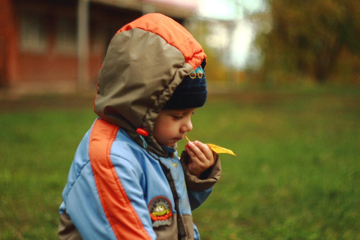 осень на носу... - Игорь