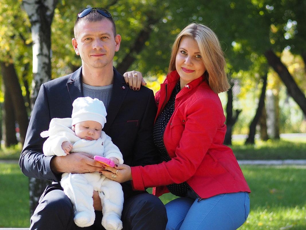 Позитивная семья - Игорь Касьяненко