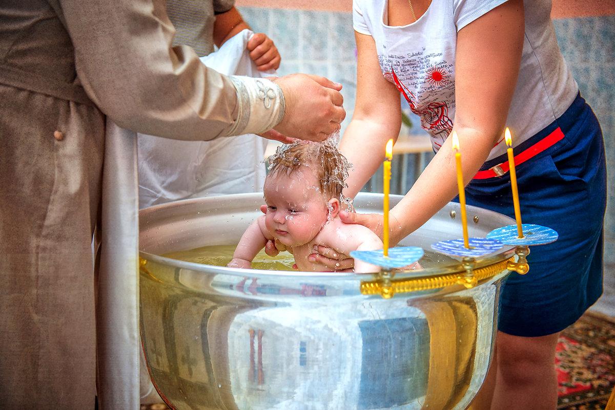 Крещение Макарки - Татьяна