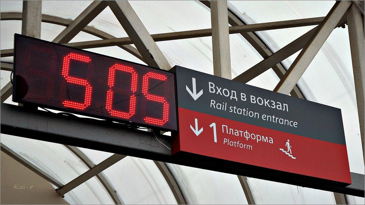 Опоздали на поезд!!! - Кай-8 (Ярослав) Забелин
