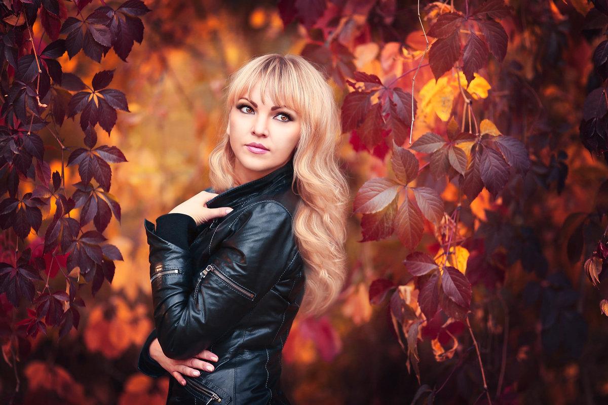Осенняя... - Людмила