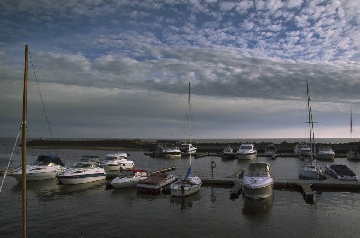 Вечер на заливе - Aнна Зарубина