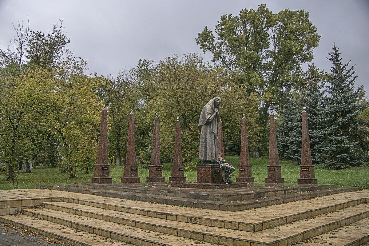 Мария Фролова и 8 её сыновей. - Яков Реймер
