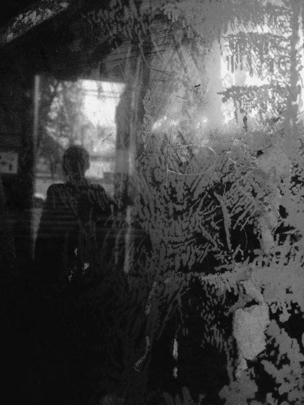 Письма на стекле - Ирина Бруй