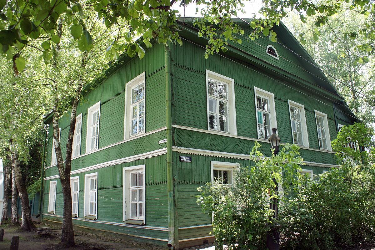 Дом-музей Ф.М.Достоевского - Елена Смолова