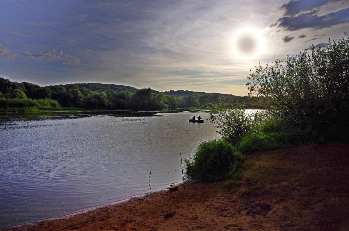 Поздняя рыбалка - Дубовцев Евгений