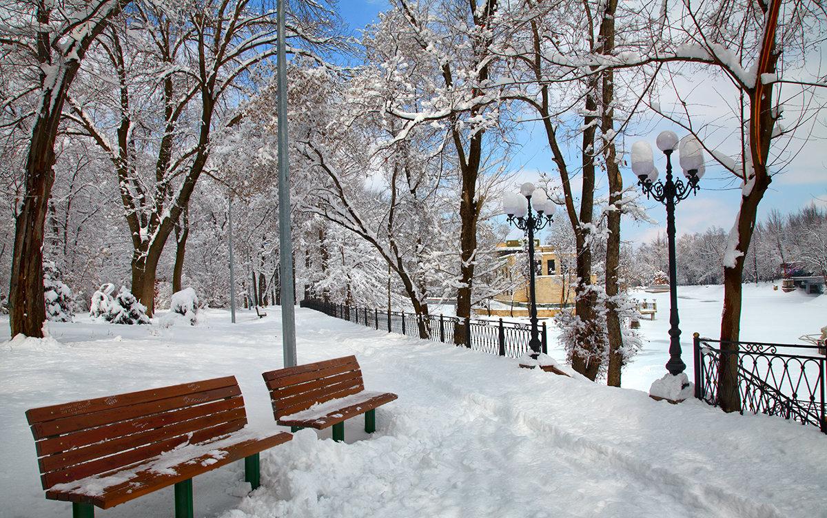 Первый снег-2 - 7zan0z