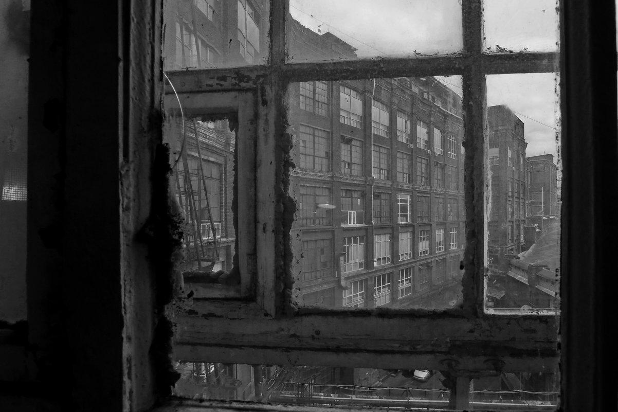 Вид из окна - Ирина Бруй