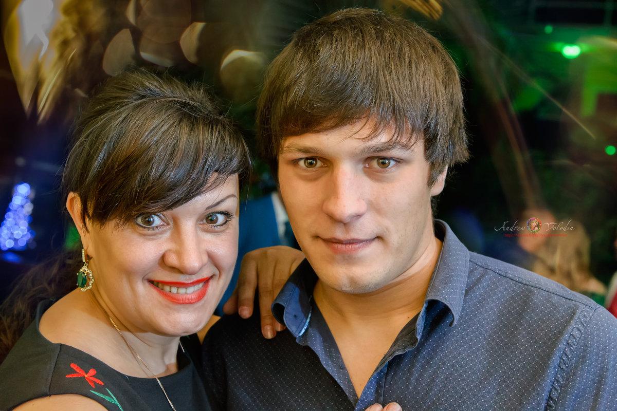 Мать и сын - Андрей Володин