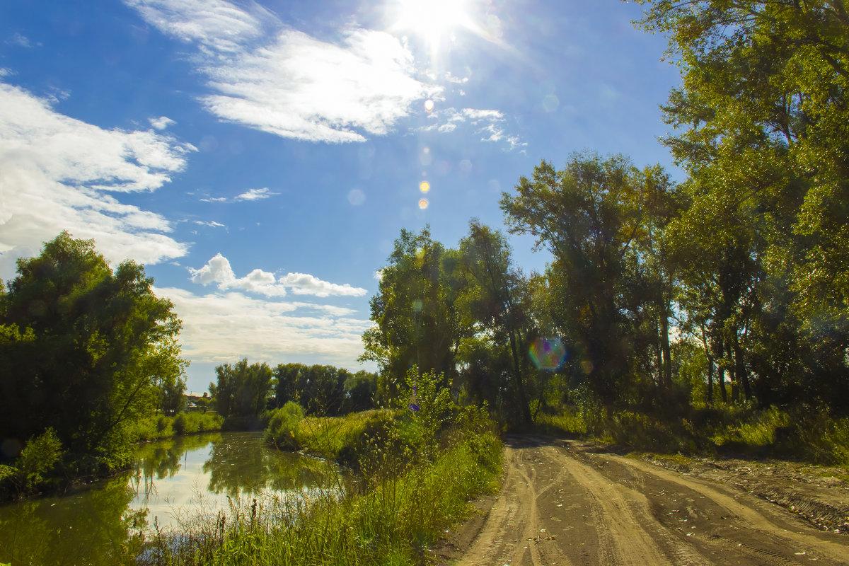 Река Тула в Новосибирске - Дима Пискунов