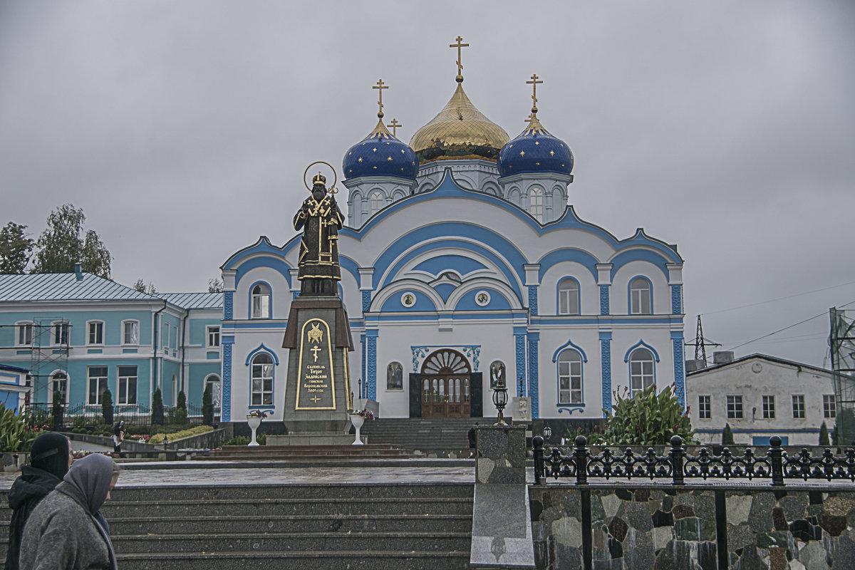 Задонский монастырь 1 - Яков Реймер
