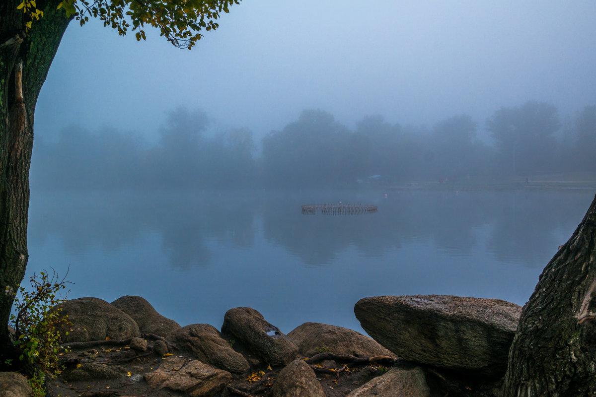 Туманное озеро - Artem Zelenyuk