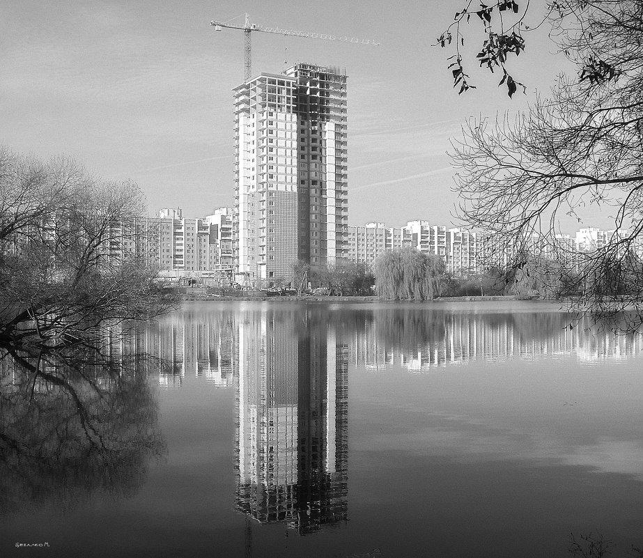 Отражение - Михаил Цегалко