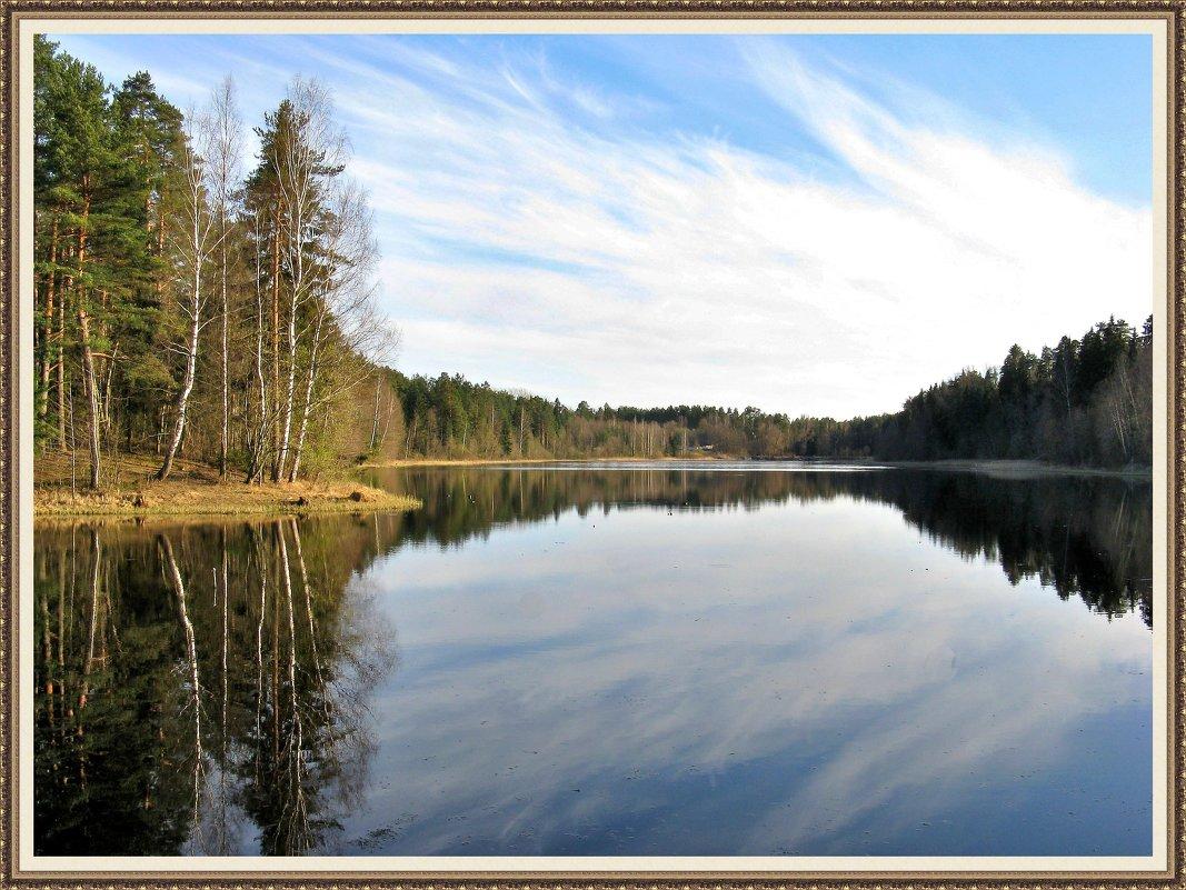 На озере лесном - Наталья