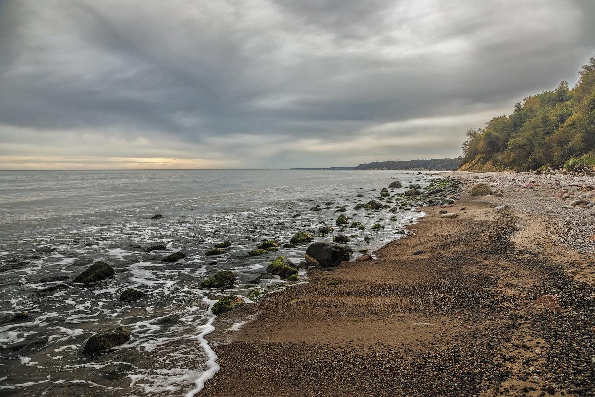 Вечерний берег Балтики - Владимир Самсонов