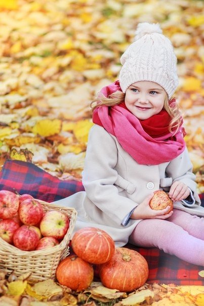 осень - Евгения Cмирнова