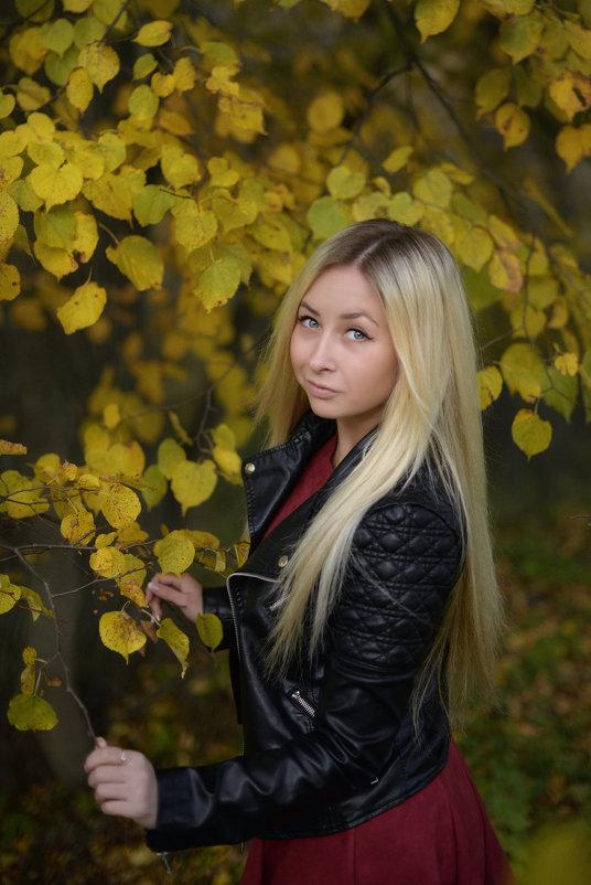 настроение-осень - Ольга Гребенникова