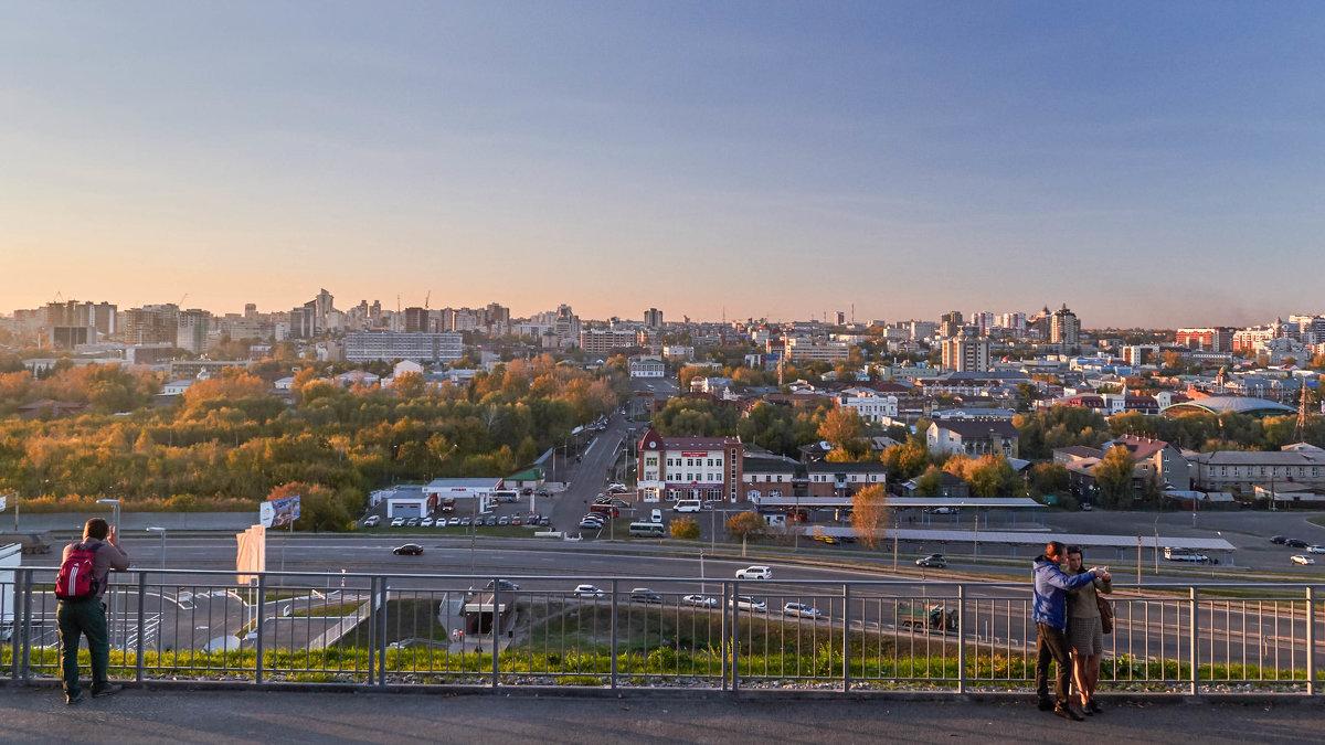 Городской пейзаж - Сергей Черепанов