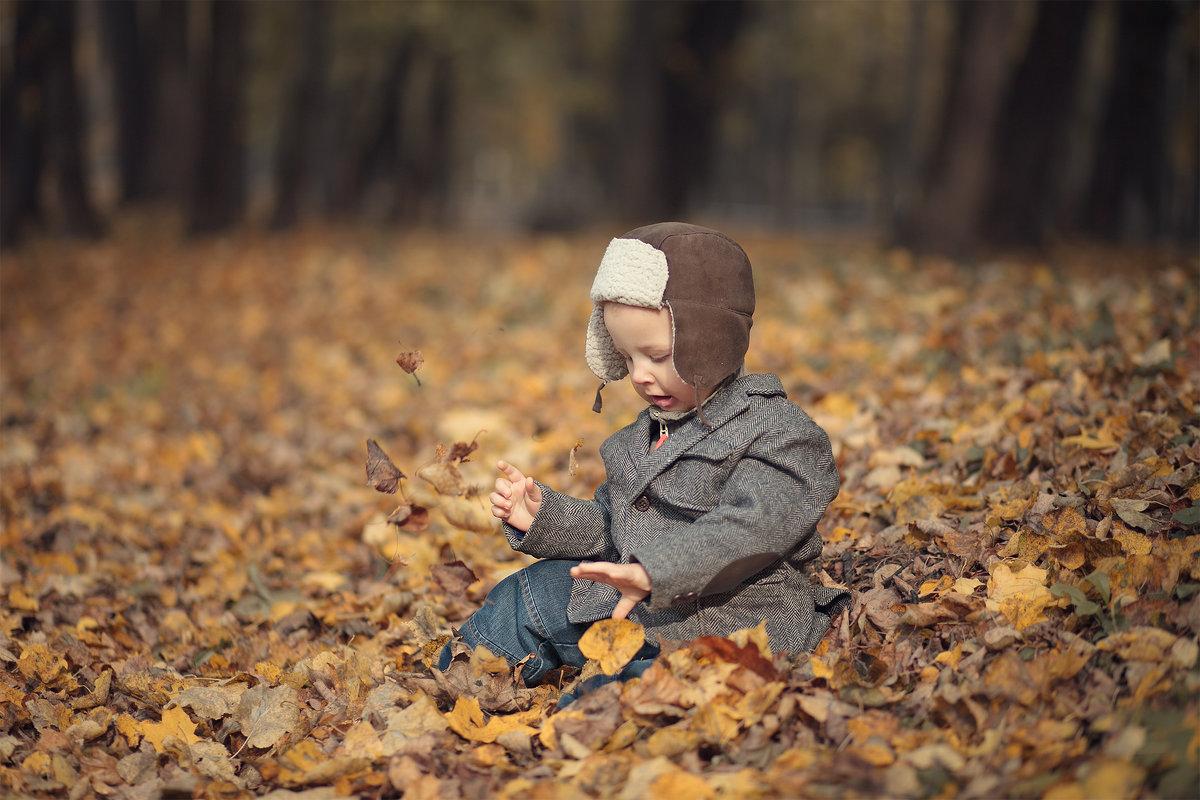 Осенний Степка - Anna Lipatova