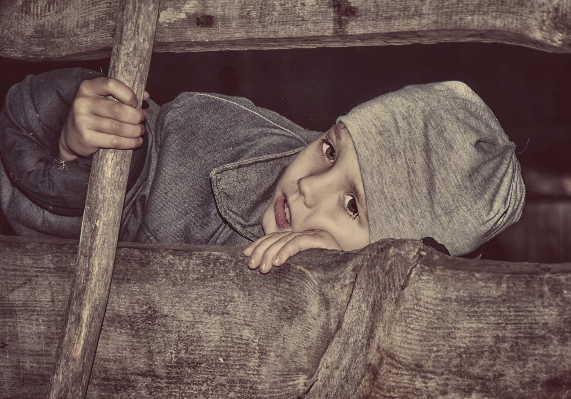Детство - Ирина Демидова