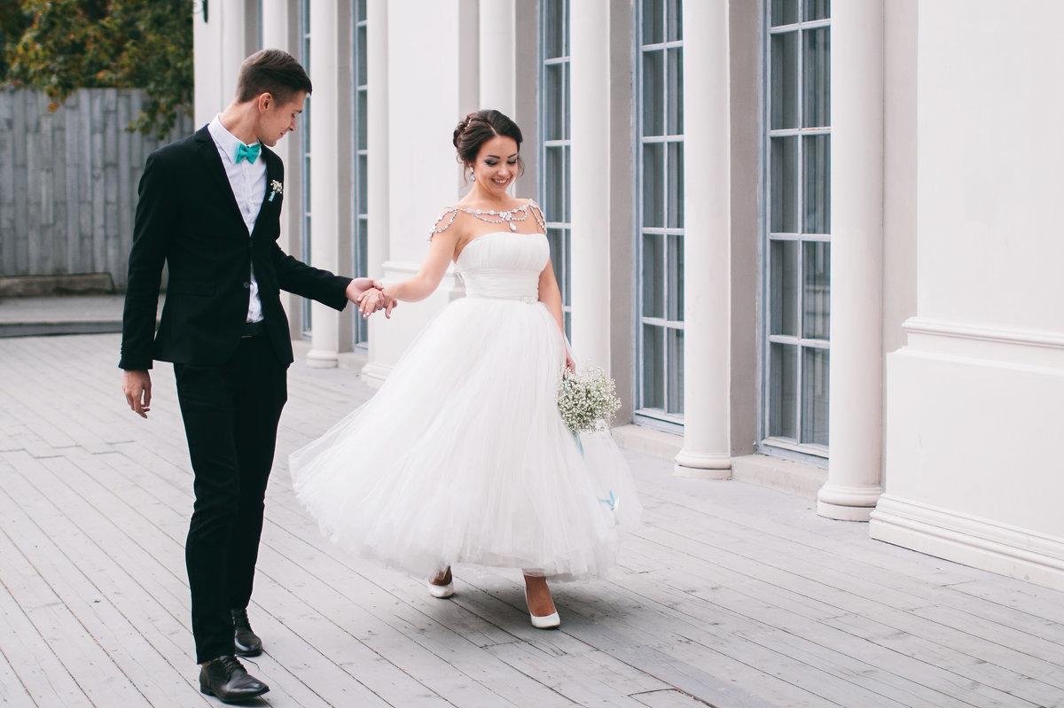 Жених и невеста - Арина Cтыдова