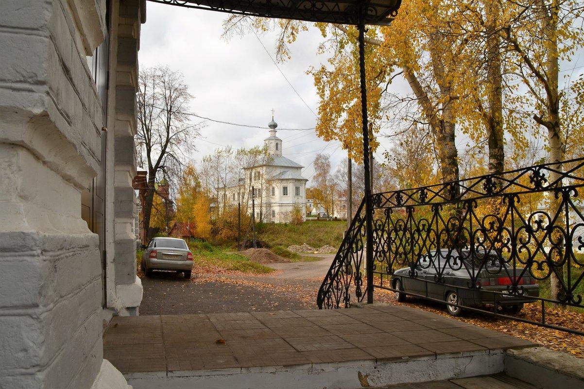 Успенская церковь 18 век. - petyxov петухов