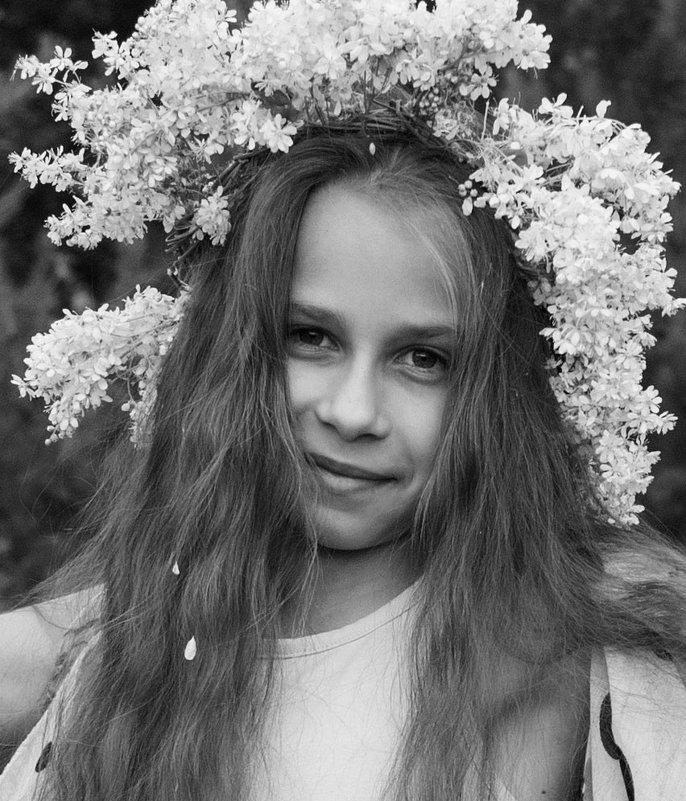 Лесная нимфа))) - Юлия Васильева