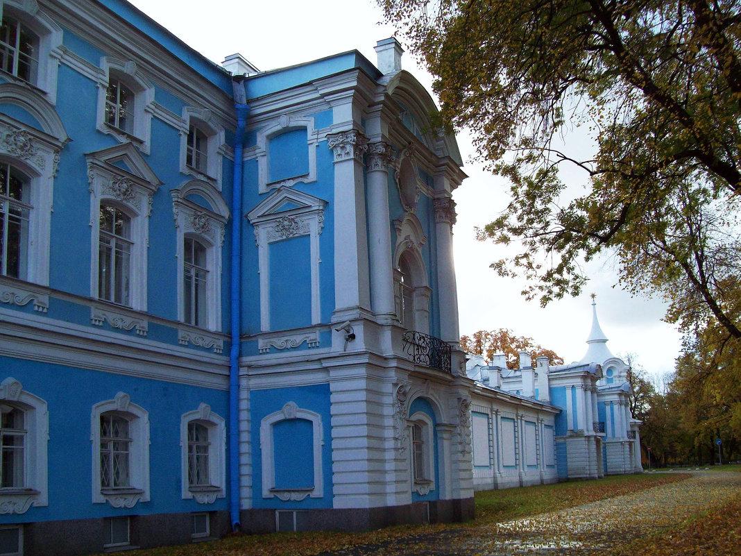 Смольный комплекс. Храм, дворы, парк - alemigun