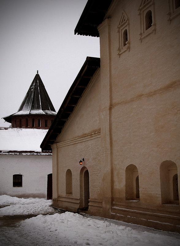Спасо-Ефимьевский монастырь - Евгений