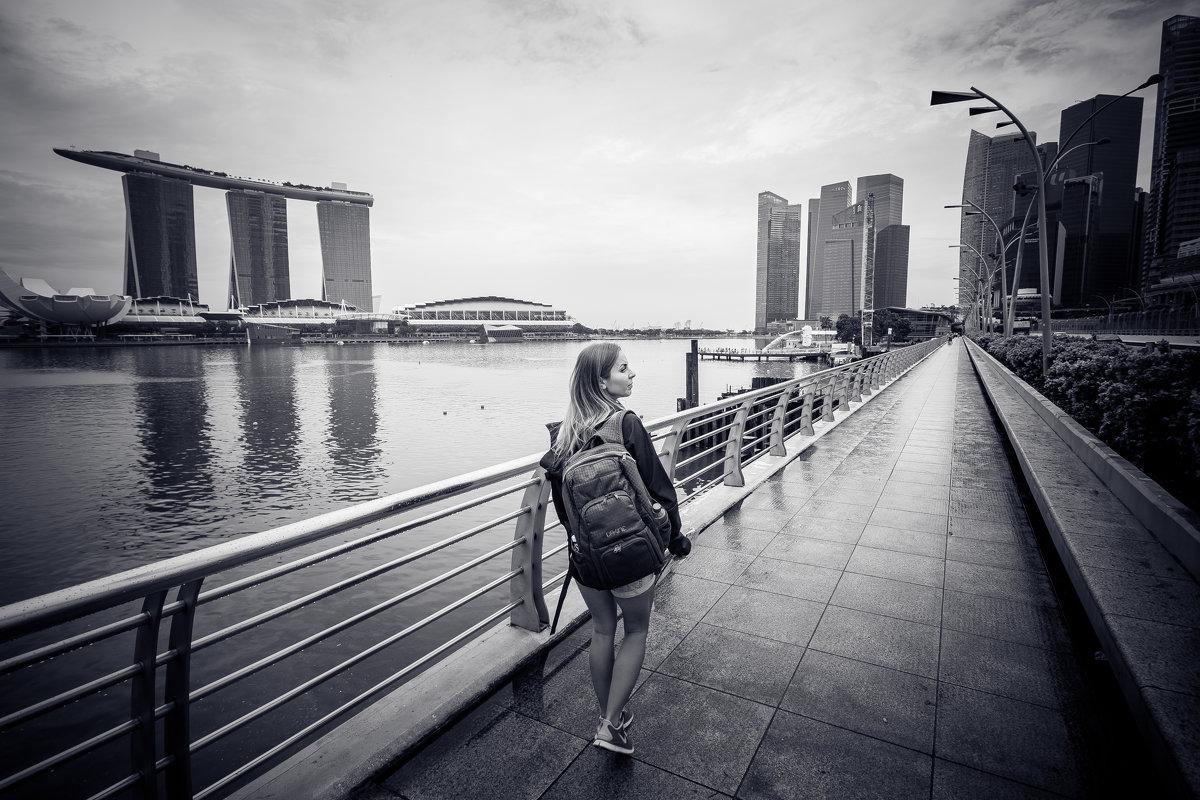Сингапур - Илья Лисаускас