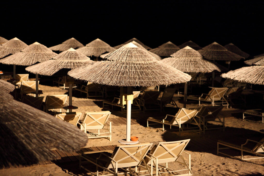 Ночной пляж - Карен Мкртчян