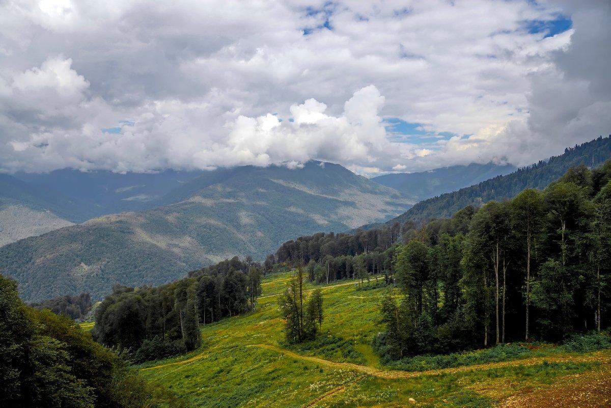 Горы Кавказа - Юрий Бичеров