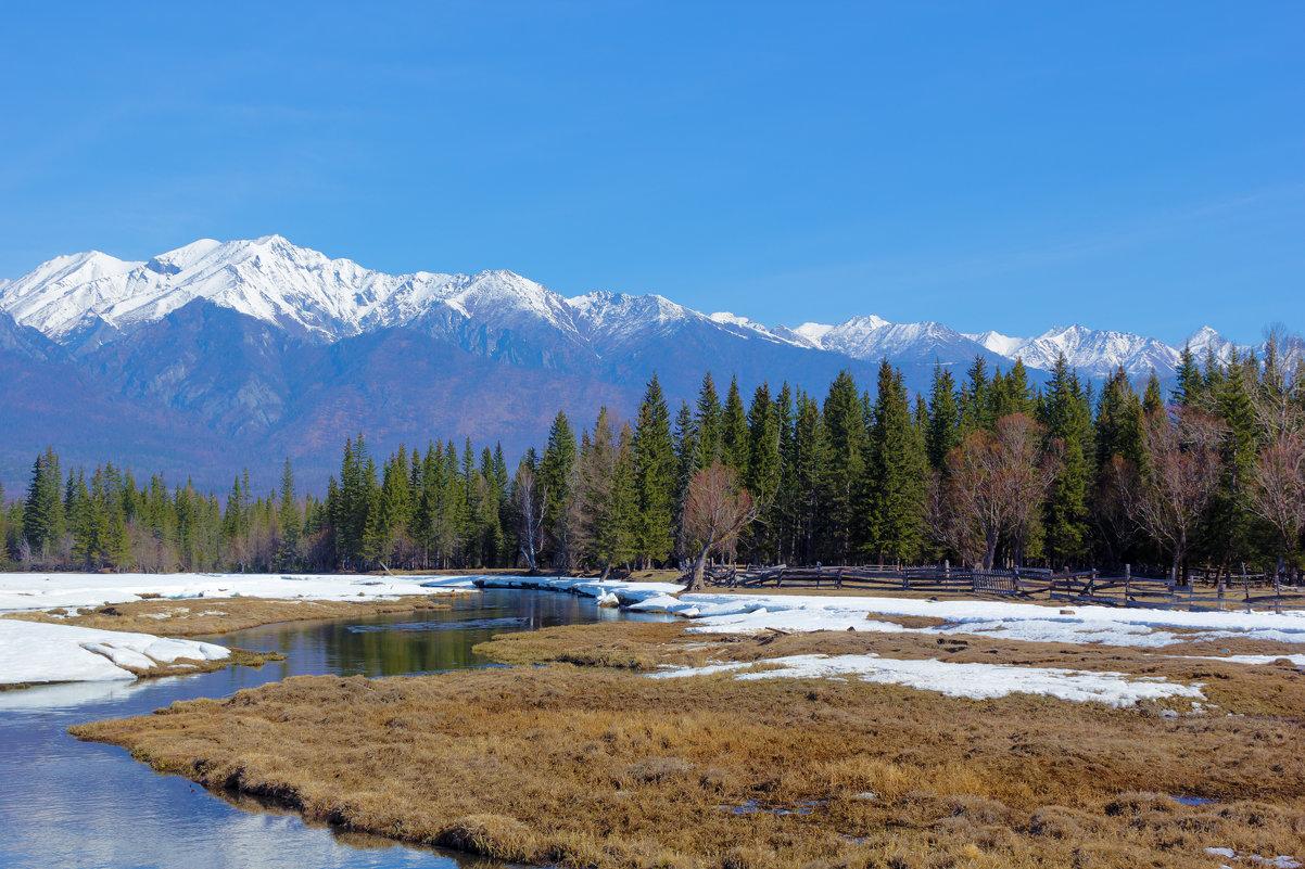 Река, лес и горы - Анатолий Иргл