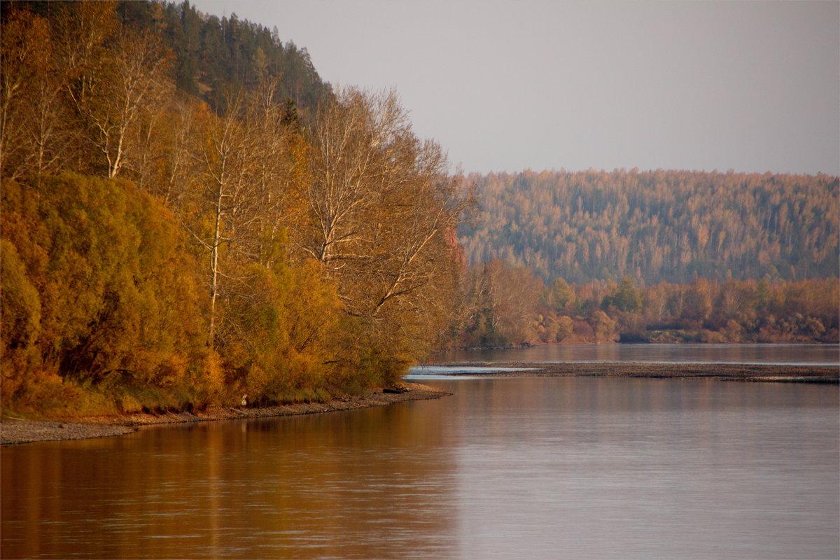 Осень. - ГЕННАДИЙ ПОЛЕЩУК