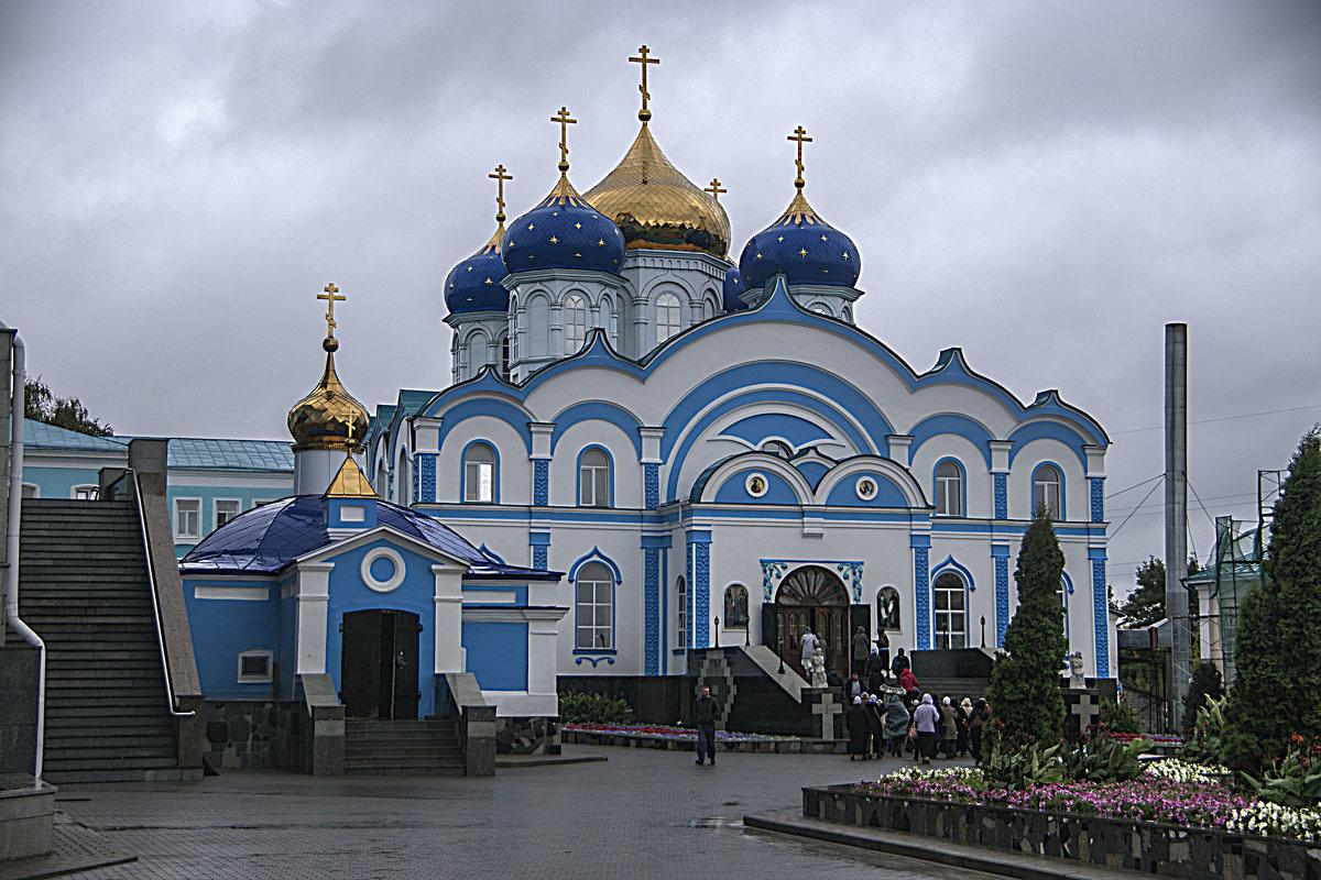 Задонский монастырь - Яков Реймер