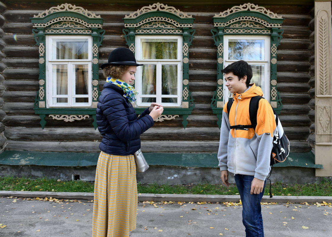 """Орёл и решка"" - АЛЕКСАНДР СУВОРОВ"