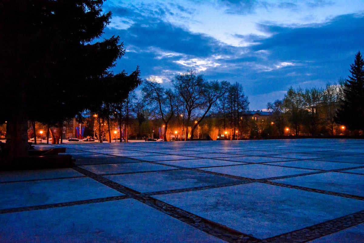 Вечерняя осень - Света Кондрашова
