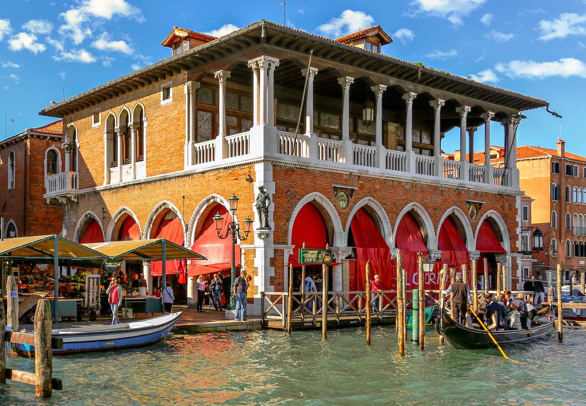 Венецианский рынок. - dragonflight78.klimov
