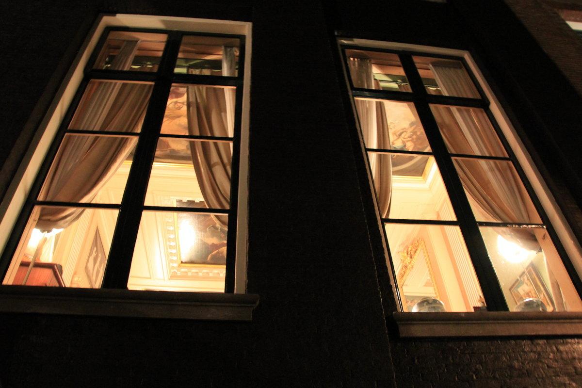 Окна Амстердама - Olga
