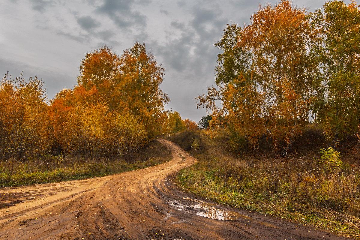 Люблю я пышное природы увядание... - Kassen Kussulbaev