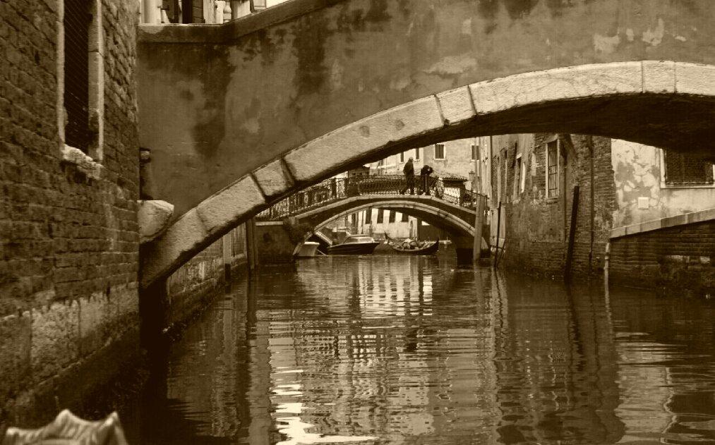 Старая, добрая Венеция. ..... - Galina Belugina