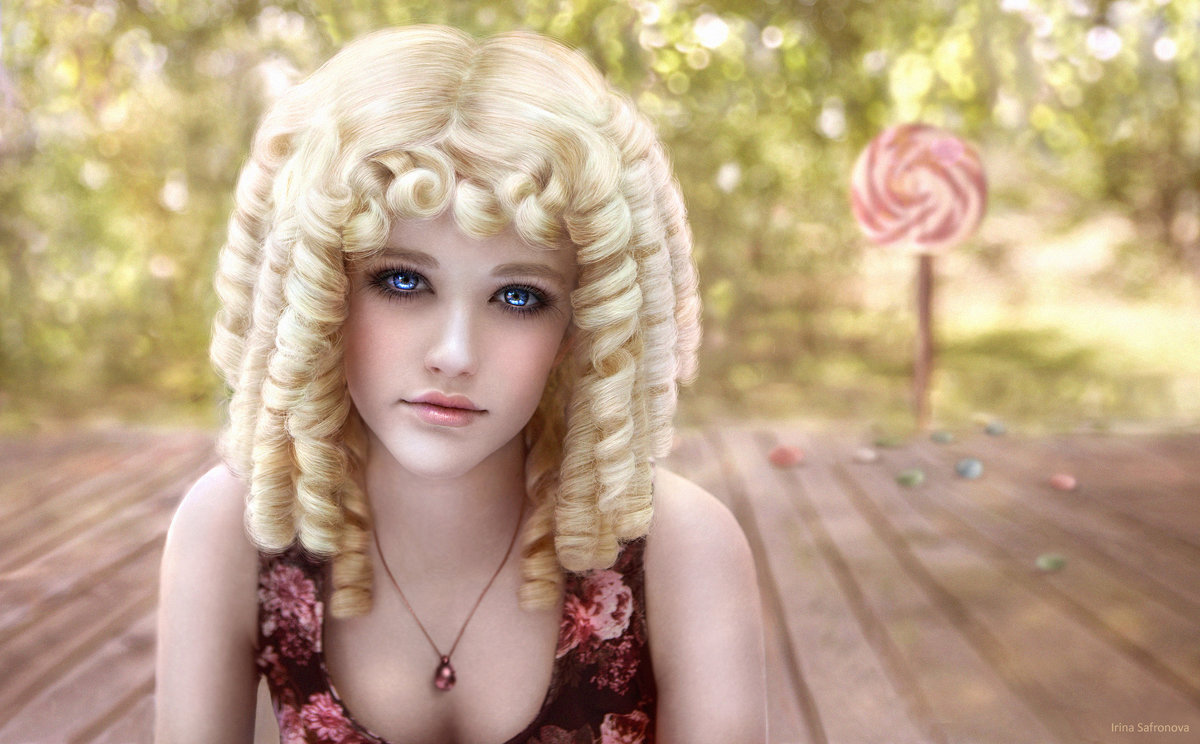 Lollipop - Irina Safronova
