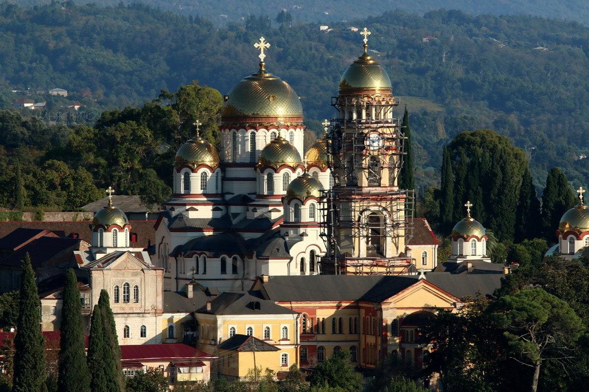 Пантелеймоновский собор - Илья Скупой