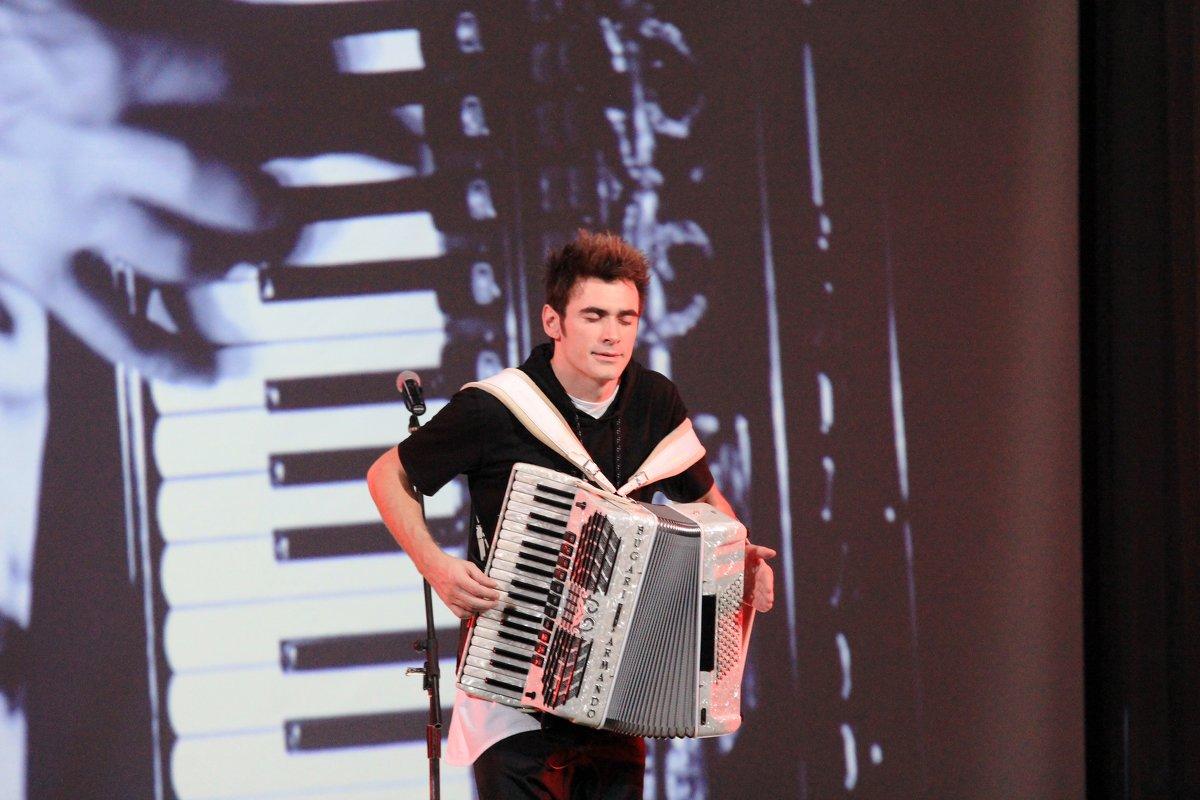 музыкант. - Андрей