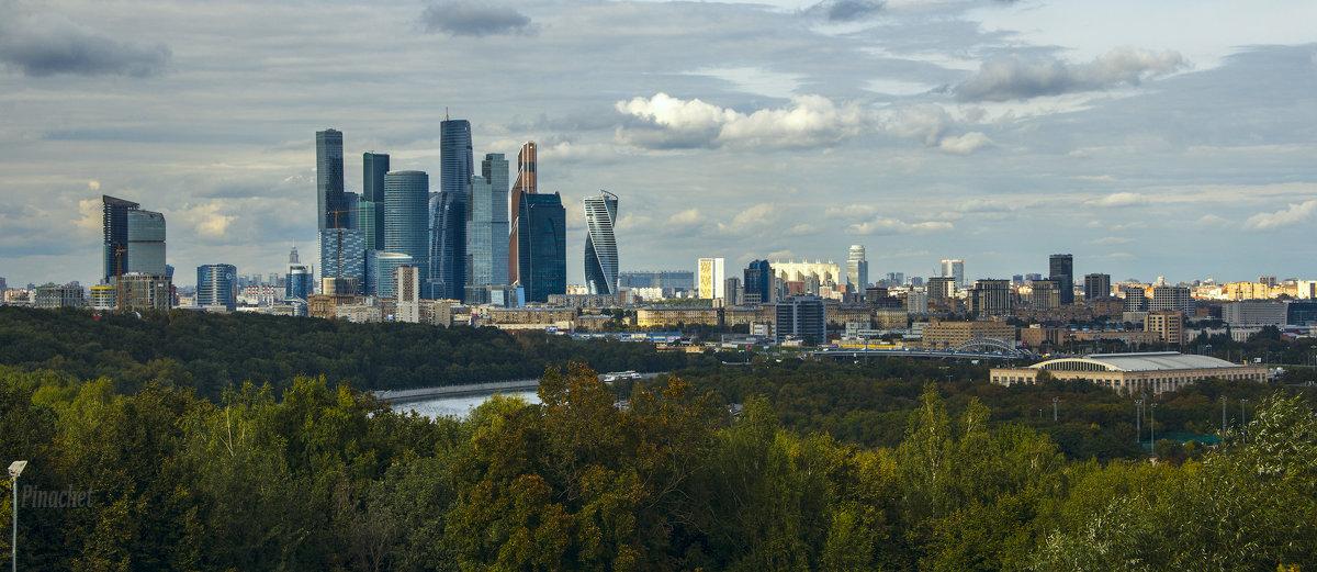 Москва-сити - Дмитрий Вдовин
