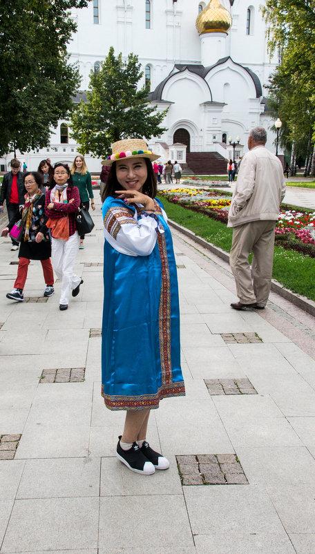 Прекрасная китаянка - Светлана Ку