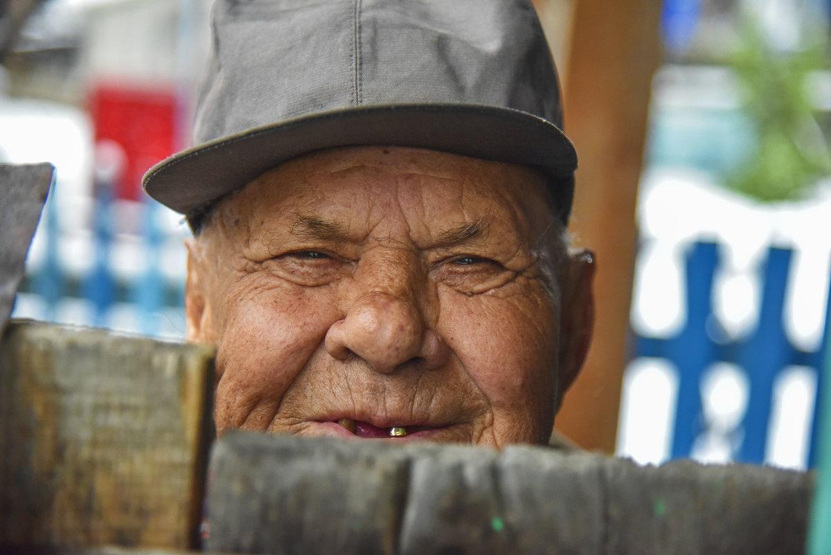 Взгляд старого человека. - юрий Амосов